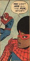 Valerie as Spider Woman
