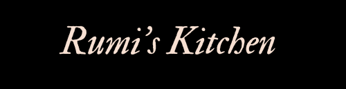 Rumi's Kitchen : Assamese & Indian Recipes