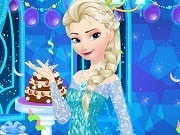Frozen Elsa Sweet 16 Party
