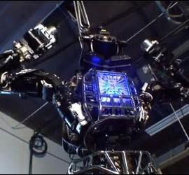 robot en el ejercito de eeuu
