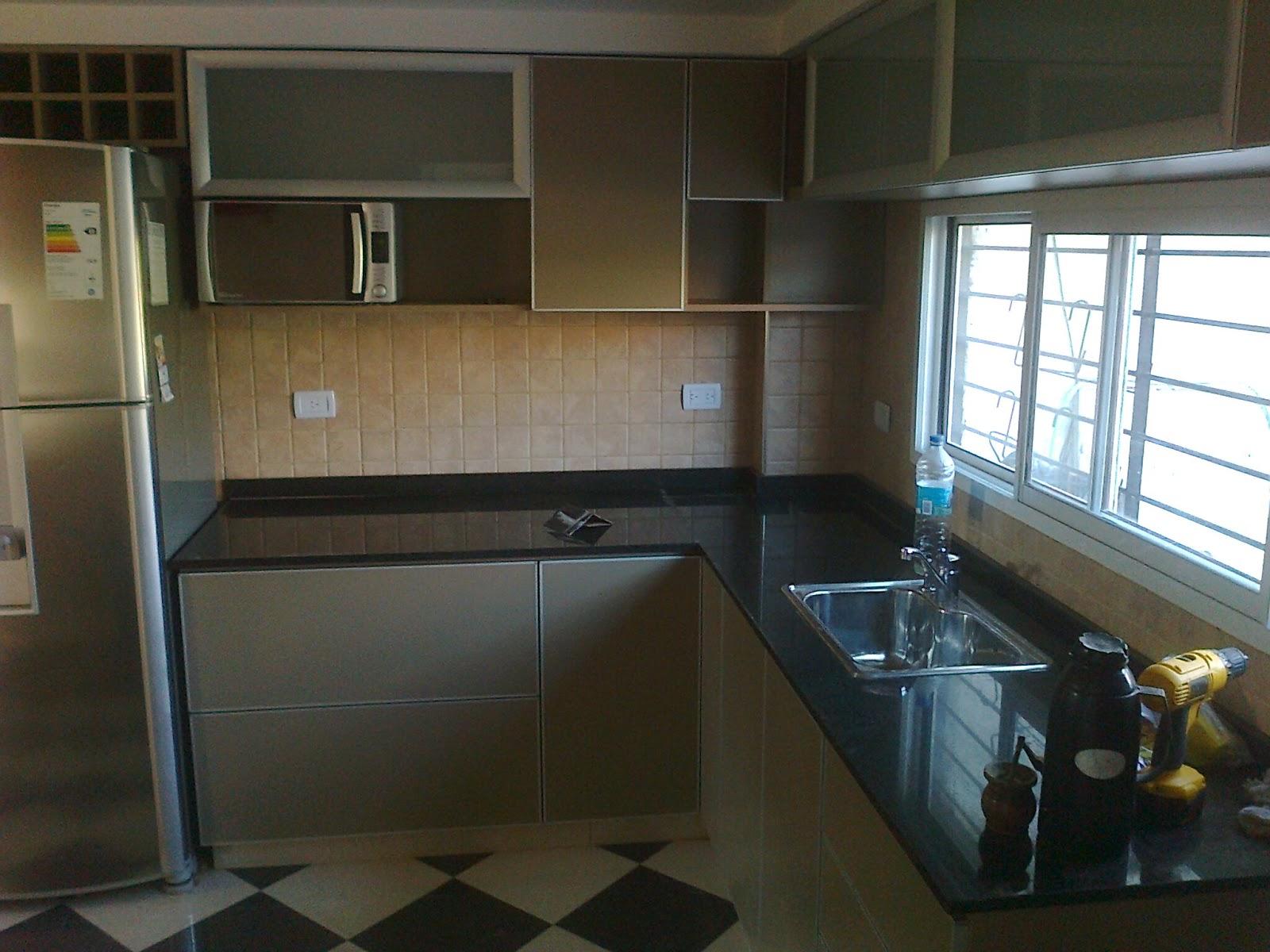 Muebles de cocina de cedro usados 20170726005249 for Muebles de melamina