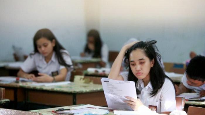 Bocoran Soal dan Kunci Jawaban Ujian Nasional SMA/SMK 2015