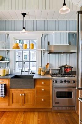 Cara membuat dapur rapi dan sehat juga nyaman