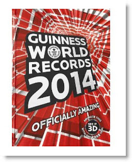 Buy Guinness World Records 2014  at ?.499 Via  Amazon