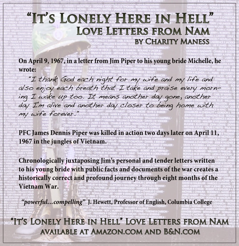 Its Lonely Here in Hell Love Letters from Nam