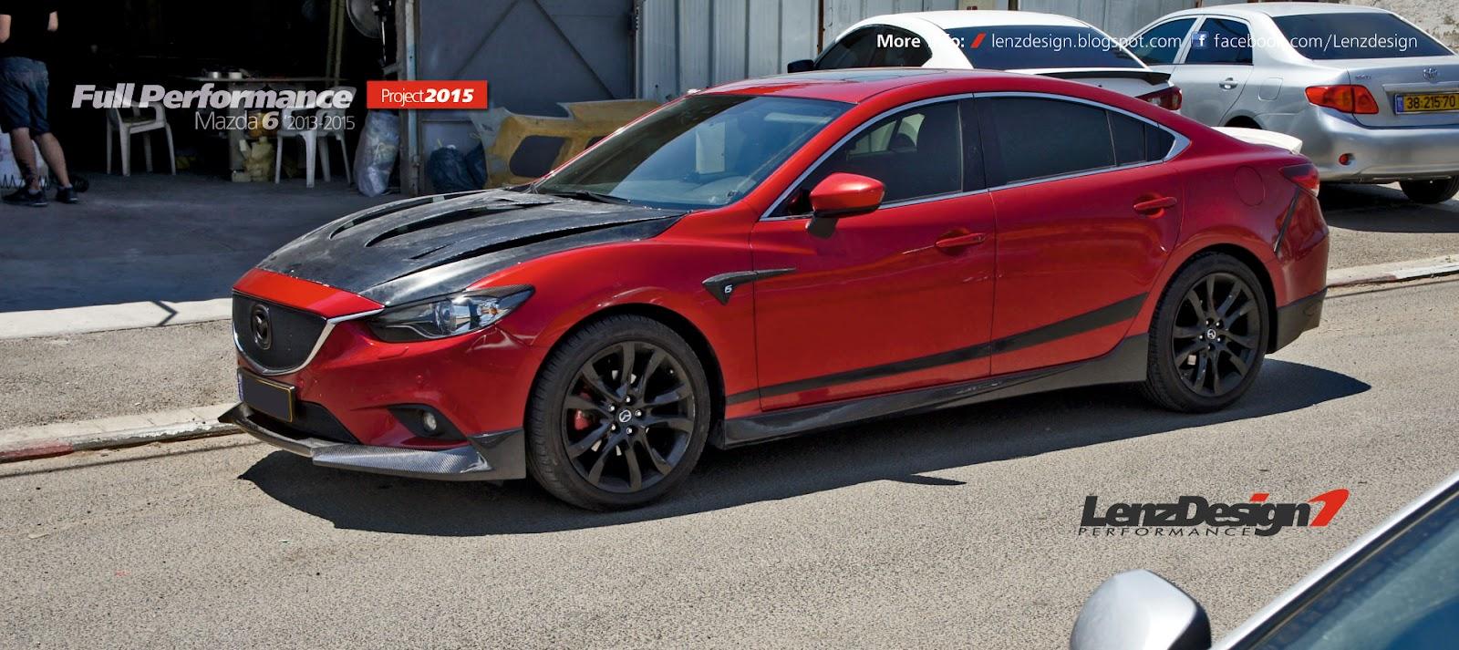 Mazda 6 2015 Body Kit 2017 2018 Best Cars Reviews