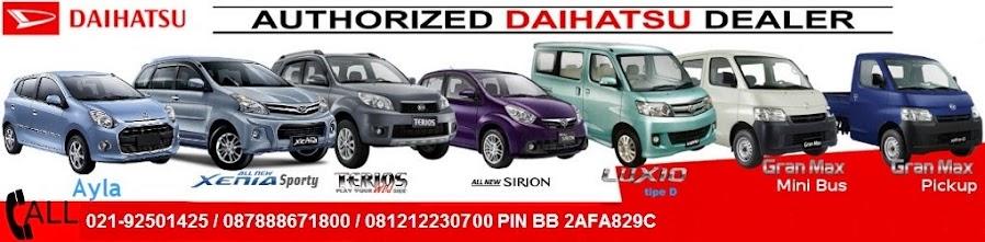 Selamat Datang Di Dealer Daihatsu