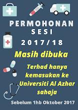 PERMOHONAN KEMASUKAN SESI 2017/18