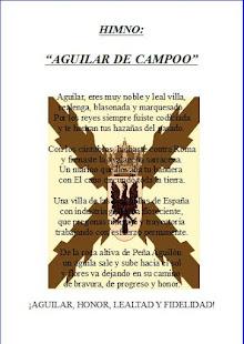 Himno de Aguilar de Campoo: