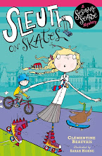 Sesame Seade: Sleuth on Skates