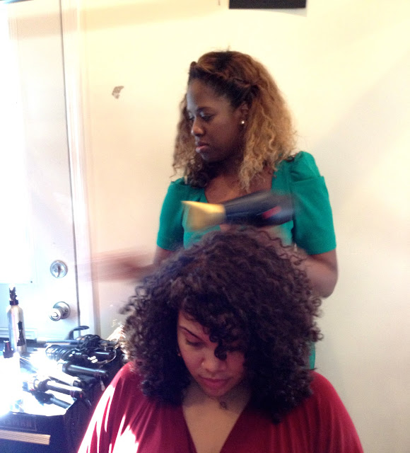antoinette, around the way curls, transitioning movement, carol's daughter, natural hair