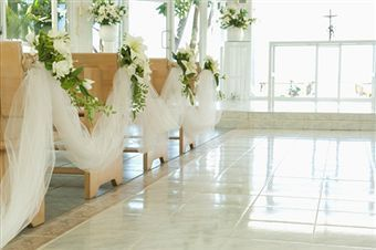Simple Church Wedding Decorations ~ Wedding Ideas