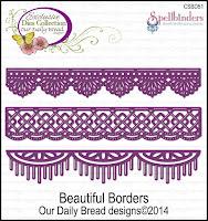 ODBD Custom Beautiful Borders Dies