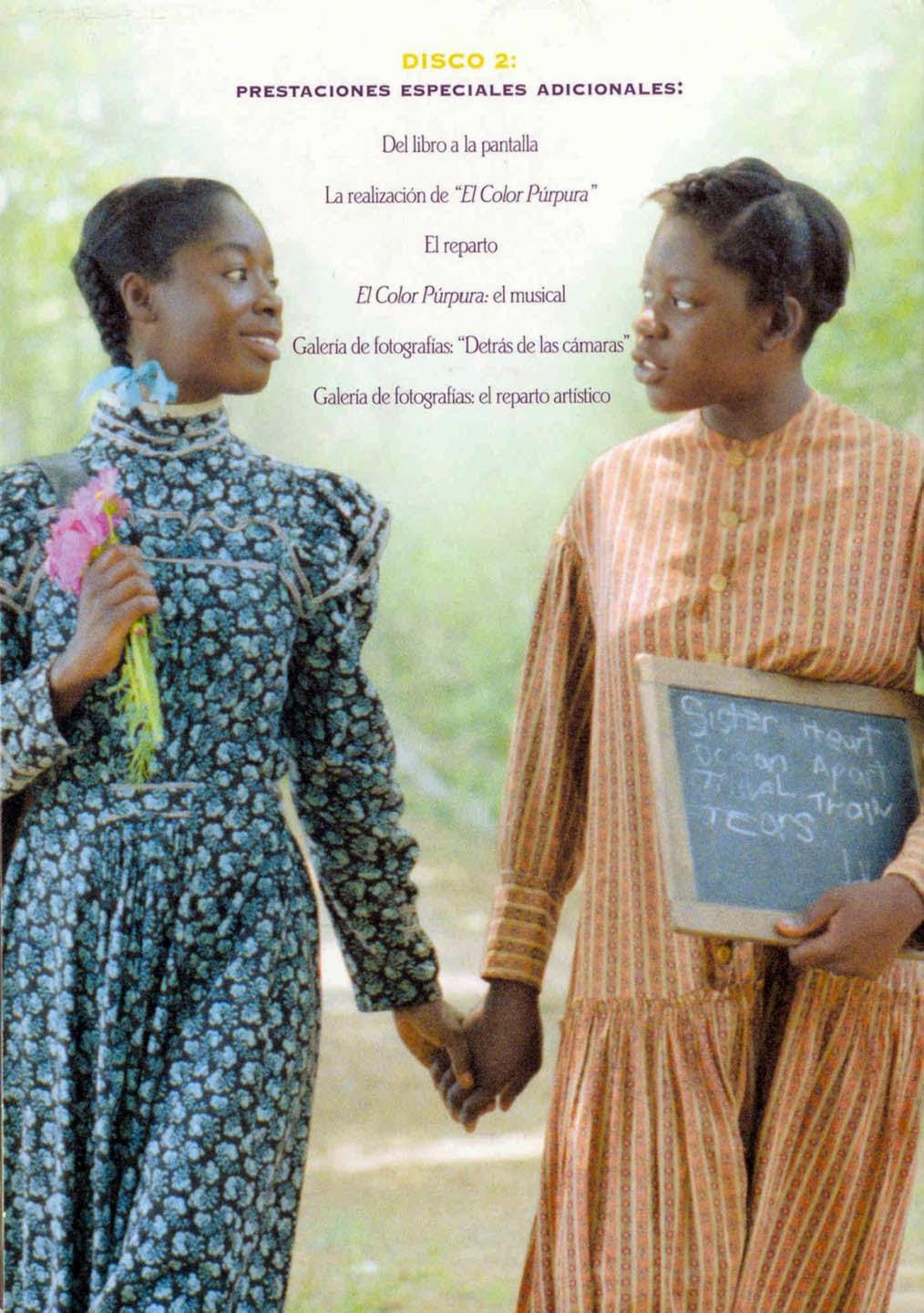 En clave de mí: El color púrpura de Alice Walker