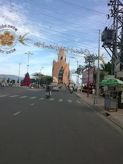 Les voies de Nha Trang