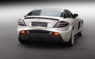 Mansory McLaren SLR Renovatio HD Wallpaper