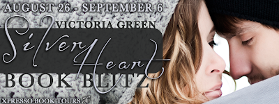 Book Blitz: Silver Heart by Victoria Green