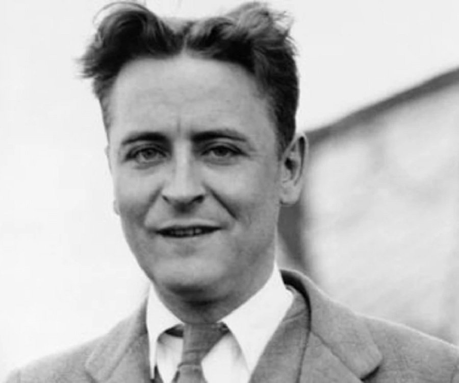 F.  SCOTT FITZGERALD  (1896-1940)  AUTHOR