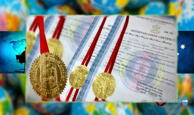 How to Authenticate and Red-ribbon Your Documents for Embassy Requirements