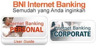 Cara Registrasi Internet Banking Bank BNI Melalui ATM
