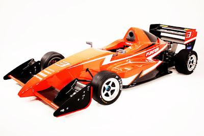 O Fórmula Inter chama a atenção pelas suas dimensões
