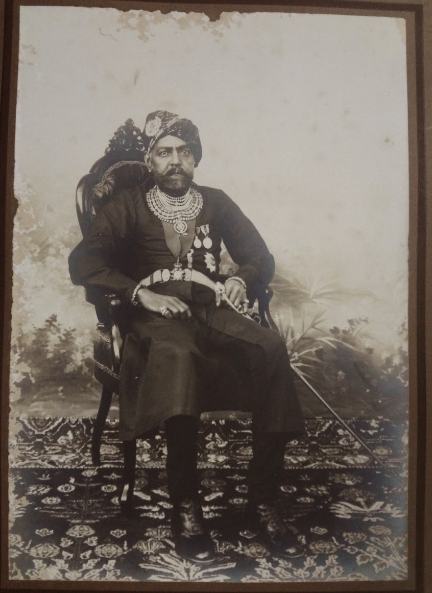 Raja of Sikar - Date Unknown