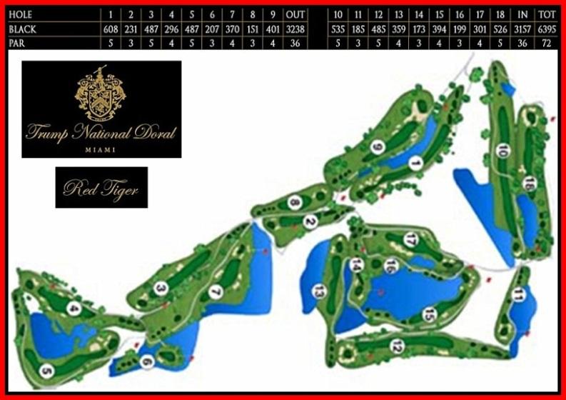 The Florida Golf Course Seeker: Trump National Doral Golf ...