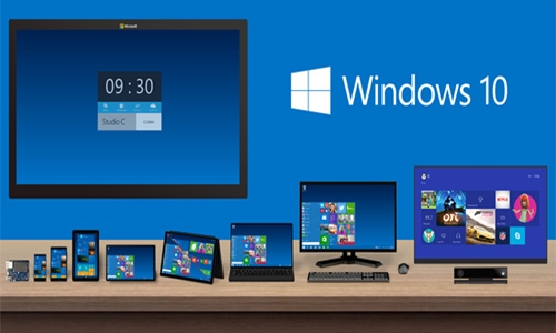 Windows10, sensivel ao toque, multi plataformas