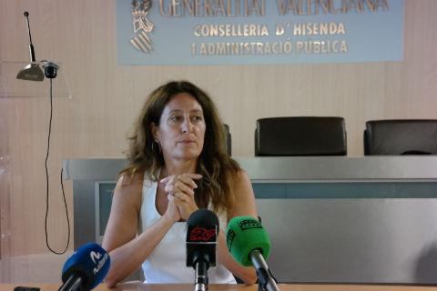 Myriam Fernández: 'El Consell diseñará una nueva estrategia de impulso de los fondos europeos para la Comunitat'