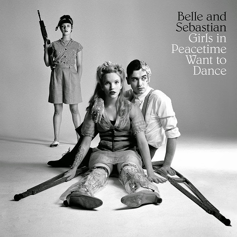 Belle & Sebastian - Girls In Peacetime Want To Dance