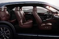 Mazda CX-9 (2017) Interior