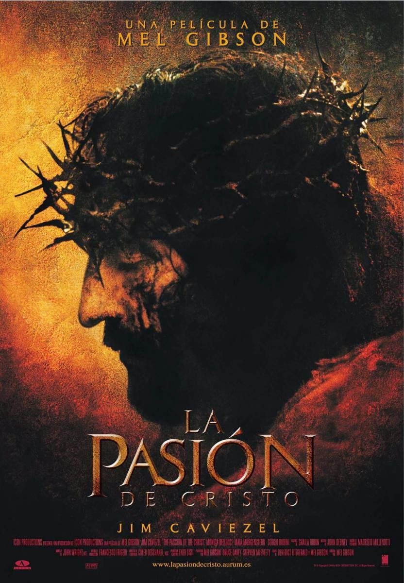 The Passion of the Christ (BRRip 1080p Arameo Subtitulado) (2004)