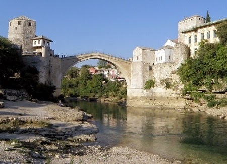 Tempat Wisata Peradaban Islam di Bosnia Eropa