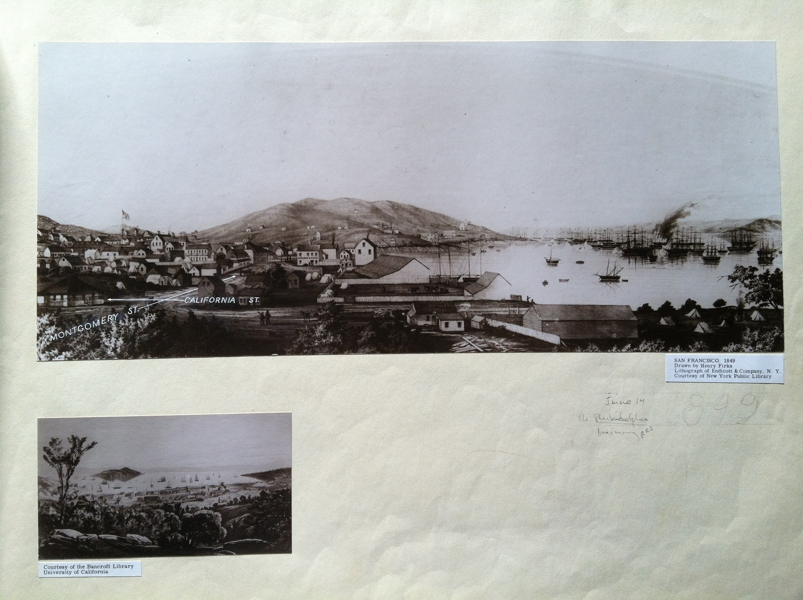 views of early San Francisco