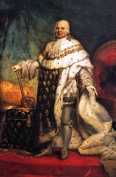 The Mad Monarchist: Monarch Profile: King Louis XVIII of ...