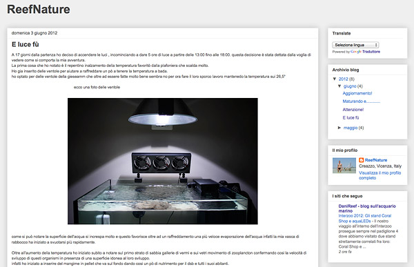New webring site: ReefNature [ITA] Reefnature_1