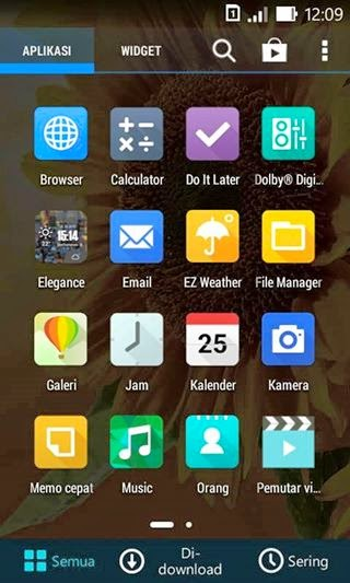Rom Lexus Zenfone For Evercross A7T