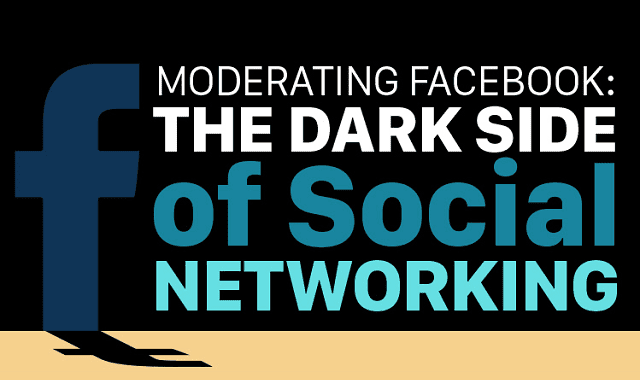 Moderating Facebook: The Dark Side of Social Networking
