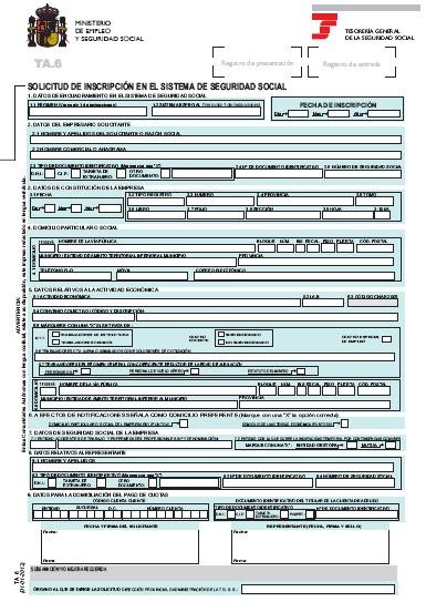 integraci n de las empleadas de hogar en el r gimen On ta 6 0138 hogar