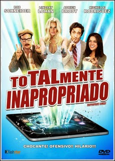 Download – Totalmente Inapropriado – DVDRip AVI Dual Áudio + RMVB Dublado