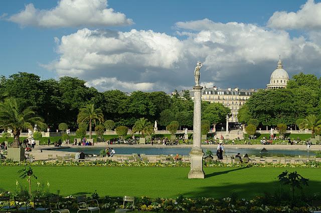 Jardin du Luxembourg Paris images
