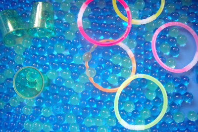 Glowsticks and Waterbeads