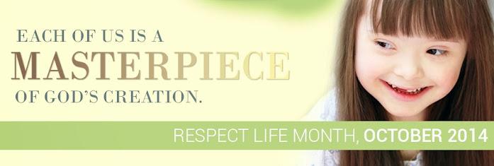 October Respect Life