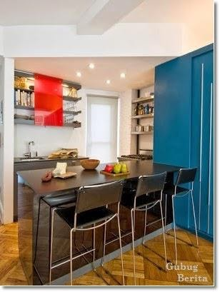 Gambar Dapur Cantik Untuk Inspirasi Rumah Anda