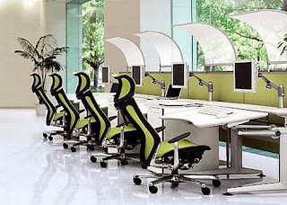 Ergonomic Office
