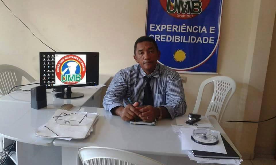 COORDENADOR DA REGIÃO