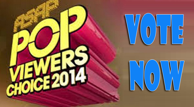 Vote Now on ASAP 2014 Pop Viewer's Choice