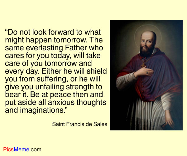 a biography of francis de sales a patron of catholic writers Francis de sales wednesday, january 24, 2018 jan 24 marks the feast of st francis de sales, the patron saint of writers and christian unity whose role as a priest and bishop helped bring thousands of protestants back to the catholic church.