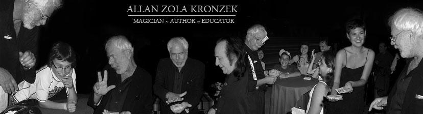 Allan Zola Kronzek