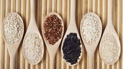 Rahasia cantik dengan air cucian beras